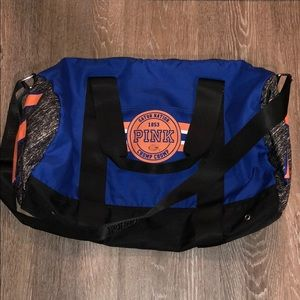 VS Pink University of Florida (Gator 🐊) gym bag